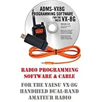 ADMS-VX8G SOFTWARE & CABLE VX-8GR/USB