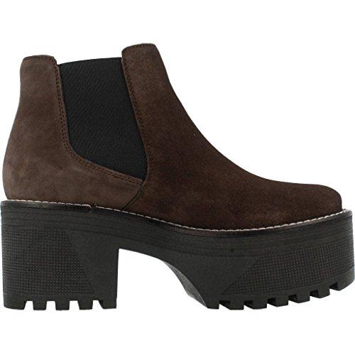 ALPE Botas Para Mujer, Color Marrón, Marca, Modelo Botas Para Mujer 3504 11 Marrón marrón