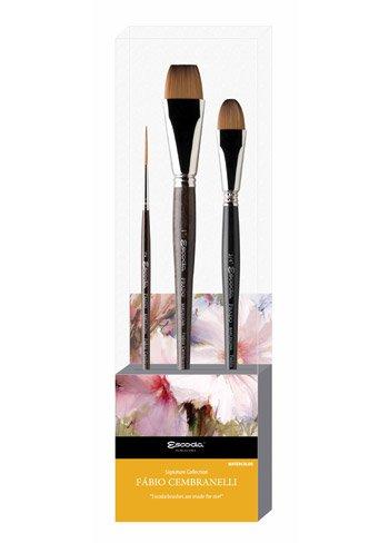 Escoda : Signature Brush Set : Fabio Cembranelli 2 : Prado