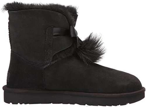 Ugg Woman Boot Black Black Gita rrqZwdz
