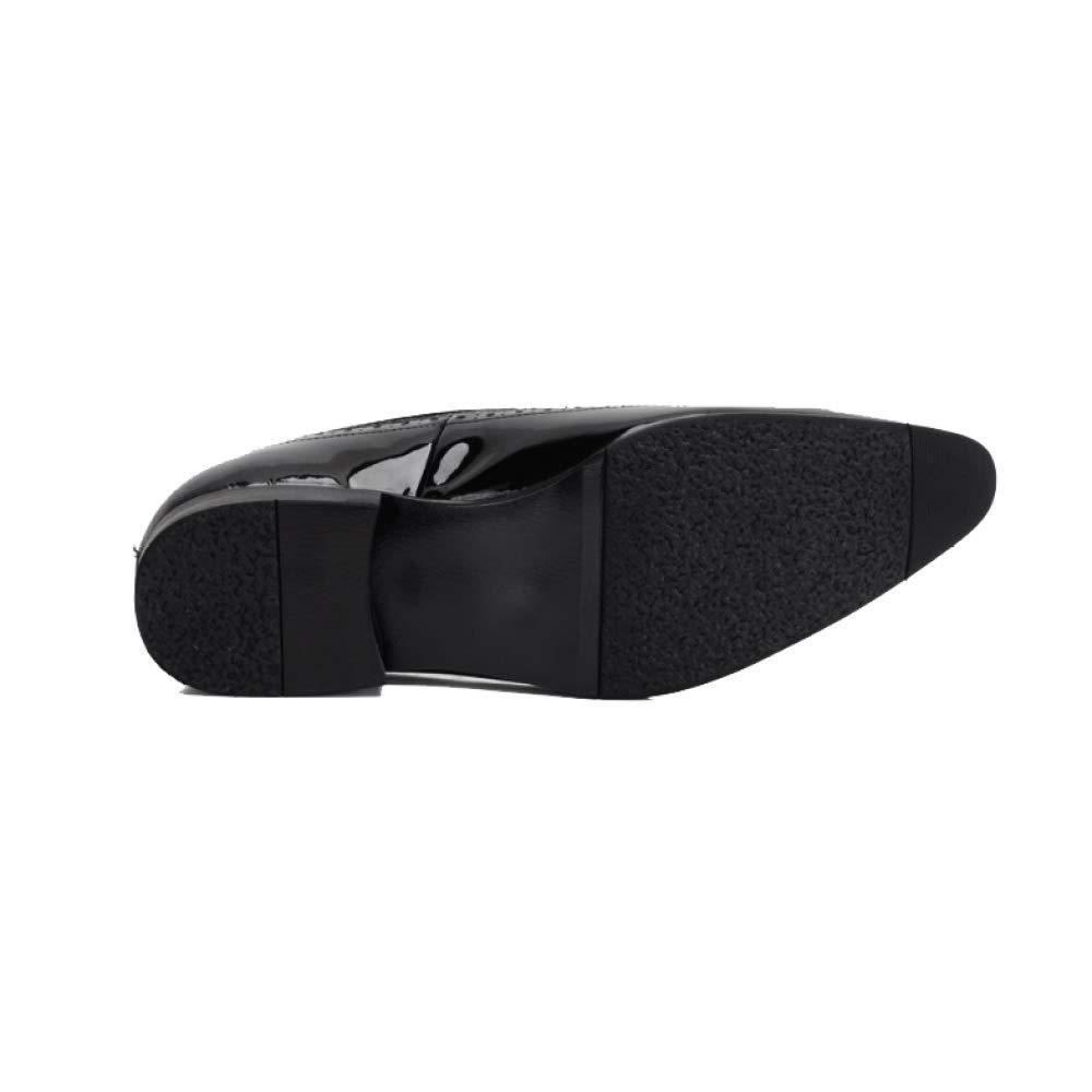 Uomini, Scarpe di Cuoio, Inghilterra, Vintage, Casual, Moda, Comfort, Comfort, Comfort, Traspirabilità, Nappe, Scarpe Pigre b3c344