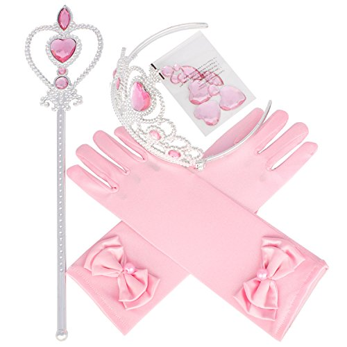3-6 Y (Girls Dress Up Gloves)