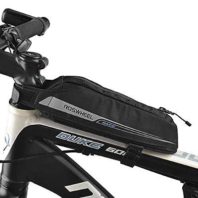 FlexDin Bike Frame Bag Top Tube Handlebar Bags Cycling Accessories