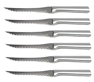 Rada Cutlery Tomato Slicer with Aluminum Handle, 6 Pack R126