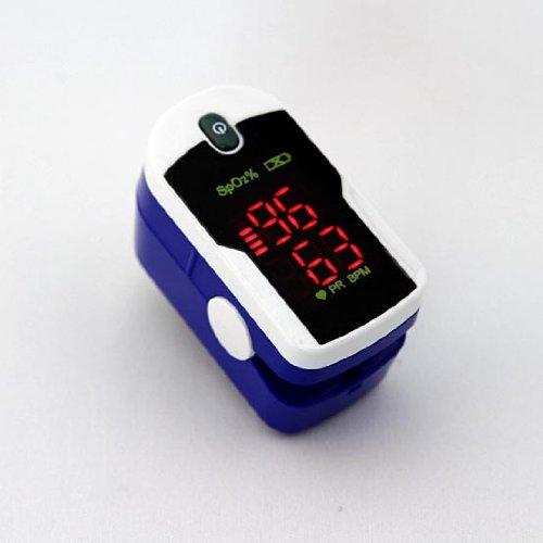 Concord Sapphire Freedom Fingertip Pulse Oximeter Combo