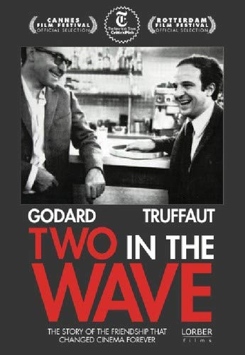 DVD : François Truffaut - Two In The Wave (DVD)
