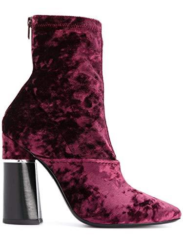 Shf7t290scv Cotone Bordeaux Donna 3 1 Lim Phillip Stivaletti TXgUq