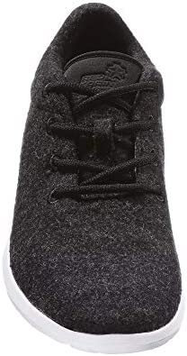 Red Train Men's Merino Wool Lace Up Sneakers/Lightweight/Breathable Shoes/Black  (10 US): Buy Online at Best Price in UAE - Amazon.ae