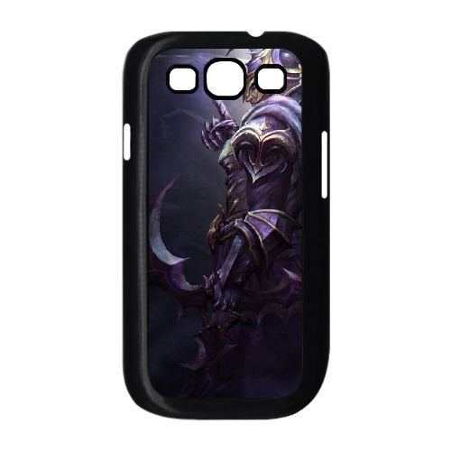 Samsung Galaxy S3 9300 Cell Phone Case Black Defense Of The Ancients Dota 2 SILENCER 006 JU3405863