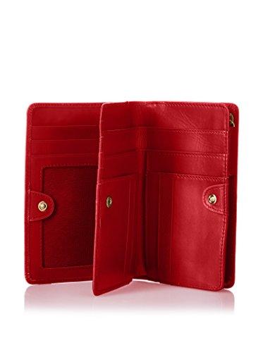 Piquadro Portafoglio Rosso