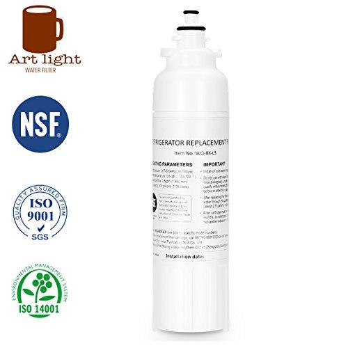 Art light LT800P Filter Compatible Replacement for LG LT800P 9490 ADQ73613401 kenmore 46-9490 LT800PC