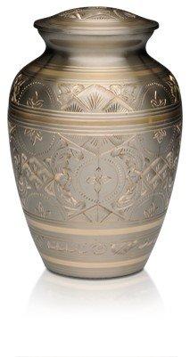 Gold Urn (Classic Platinum Gold Urn - Small)