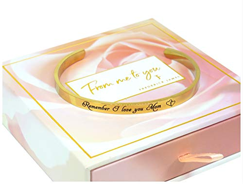 FREDERICK JAMES Mother Daughter Bracelets The Love Between a Mother & Daughter