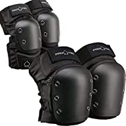 Pro-Tec Street Knee/Elbow Pad Set Open Back