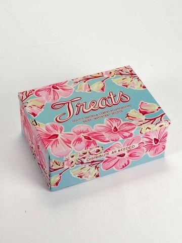 Treats Cigar Box by Blue Q