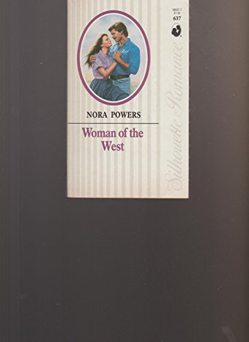 Woman Of The West (Silhouette Romance)