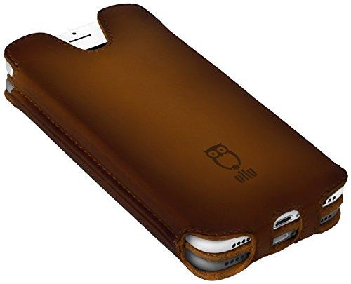 ullu Sleeve for iPhone 8/ 7 - Milk Chocolate Brown UDUO7VT100 by ullu (Image #1)