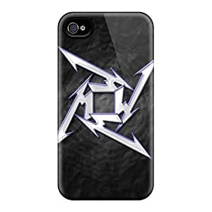 High-quality Durability Cases For Iphone 6plus(metallica Star)