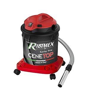 """Aspiracenere professionale """"CENETOP"""" 1200 W 18 L con pulizia automatica filtro 3 spesavip"""