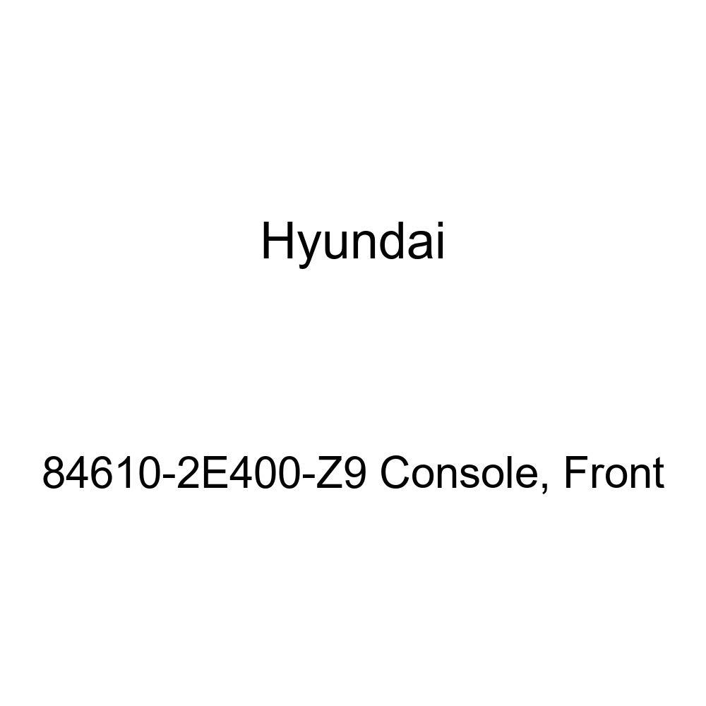 Front Genuine Hyundai 84610-2E400-Z9 Console
