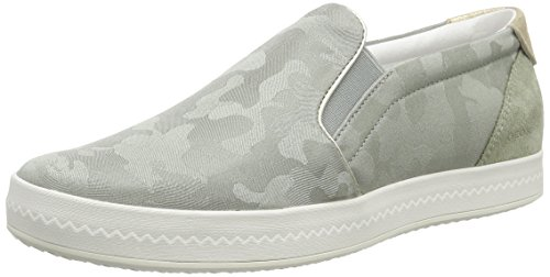 Geox D MODESTY C - Mocasines Mujer Marrone (Sage)