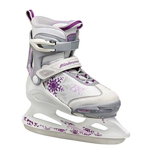 Bladerunner Micro G Ice Girls' Ice Skates White/Pink 2