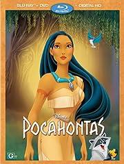 Pocahontas (Blu-Ray DVD Digital HD)