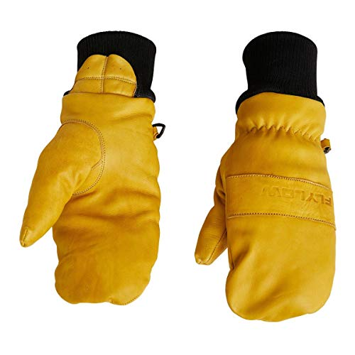 (Flylow Oven Mitt - Natural Large)