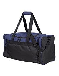Jetstream 24 Inch Multi Purpose Sports Duffle Gym Bag (Navy)