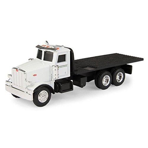 ERTL 1/64 Collect N Peterbilt Flatbed Truck