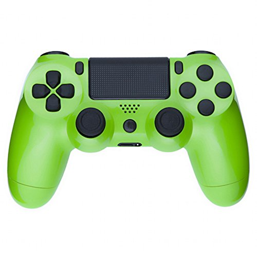 ps4 controller touchpad green - 4