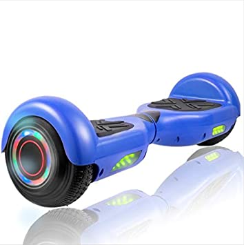 Amazon.com: ZIVI X1 Elite Hoverboard w/Bluetooth Speaker ...