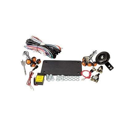 Amazoncom Tusk UTV Horn Signal Kit without Mirrors Fits