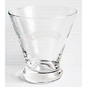 Bailey's Irish Cream Martini Shaped Promotional Tumbler - Glass