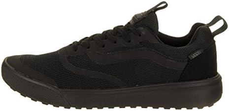 Vans Men's UltraRange Rapidweld BlackBlack Skate Shoe 9 Men