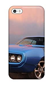 Cute Tpu Matt C Brown Plymouth Case Cover For Iphone 5/5s