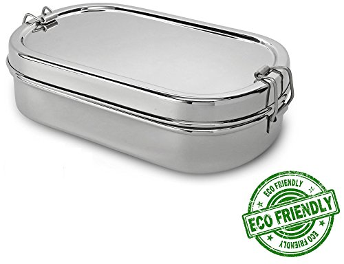Lifestyle Block Stainless Steel Lunch