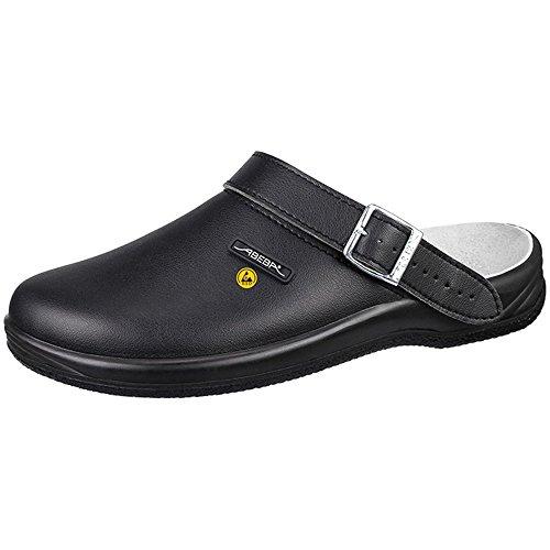 """Abeba 38312-51 tamaño 51 """"flecha"""" ESD-ocupacional-solución zapato - negro"""