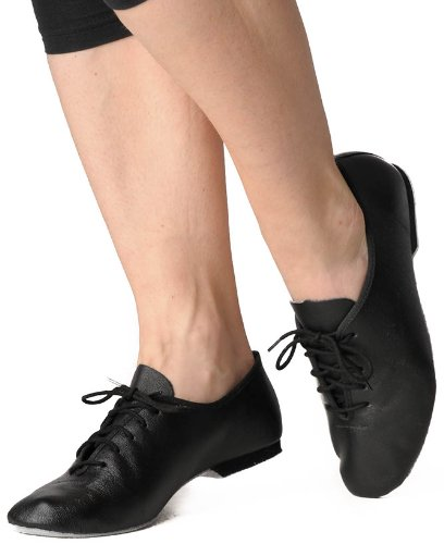 Rumpf Jazzschuhe Basic 1 schwarz Jazz Sneaker Schuhe Tanzschuhe Dance 30