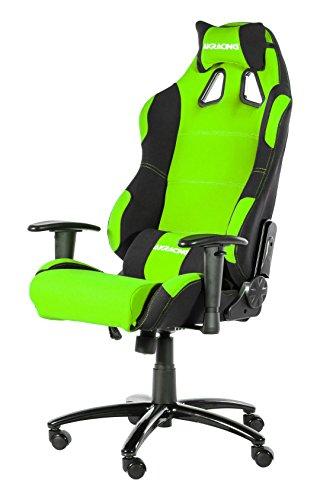 AKRACING Prime Gaming Chair - schwarz/grün