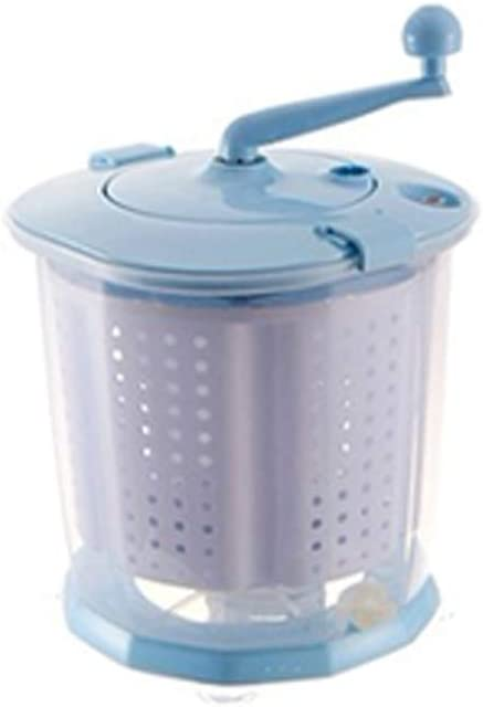 Lavadora pequeña de manivela, deshidratadora portátil de ...