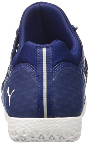 Puma Herren 365 Netfit CT Schuhe Blue Depths-puma White-toreador
