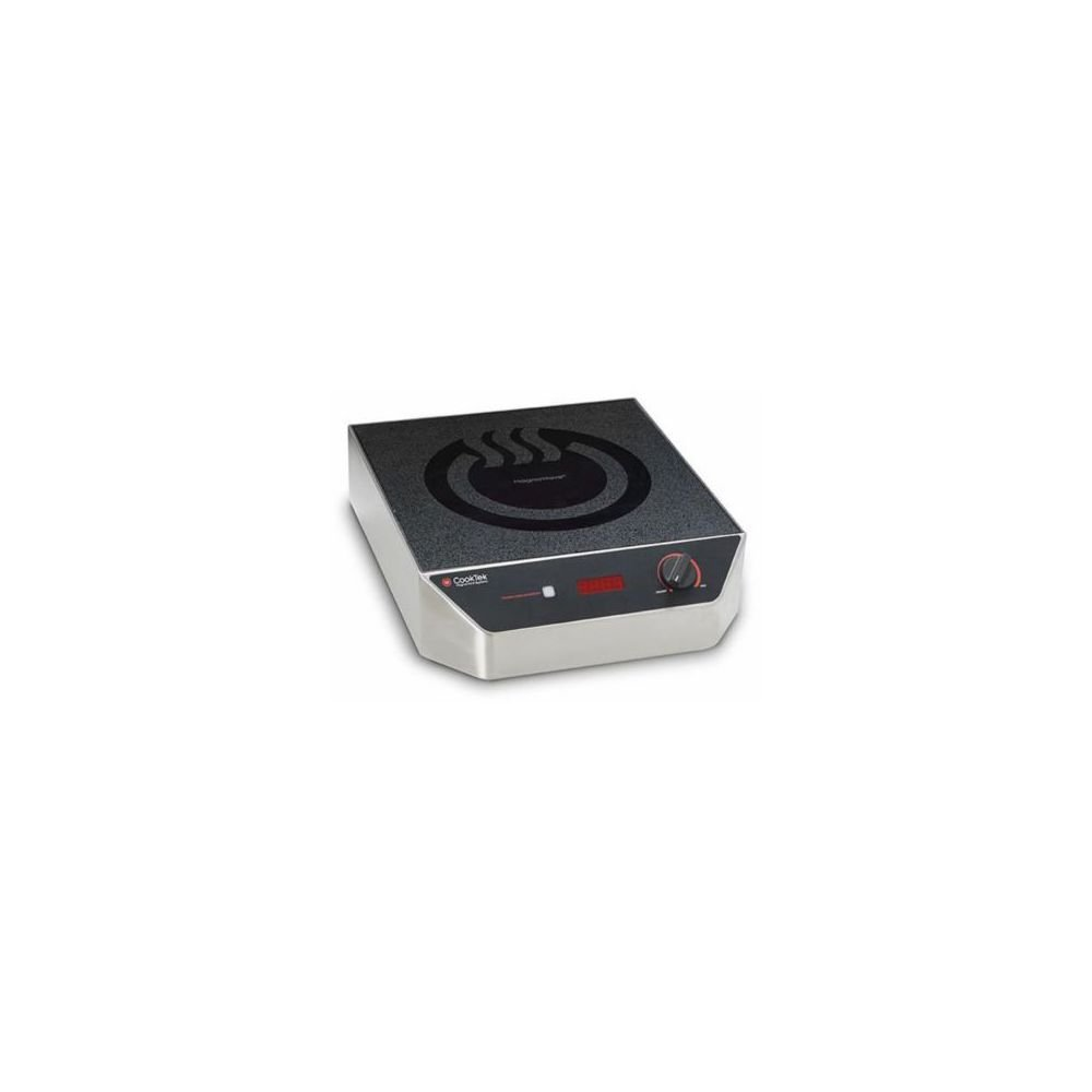 CookTek MC1800 Portable Counter-Top Induction 1-Burner Stove