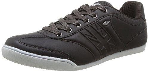 Umbro Marple, Sneaker uomo Marrone (Marron (851-marron/Rouge))