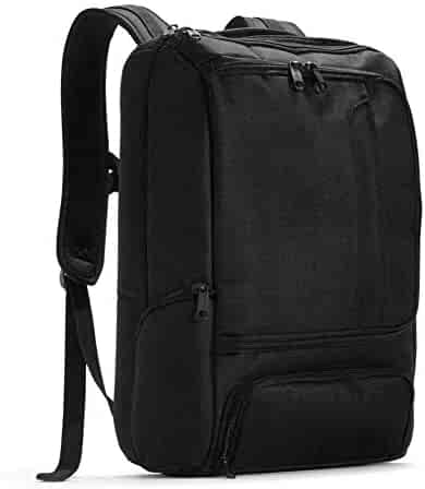 eBags Professional Slim Laptop Backpack for Travel, School & Business - Fits 17