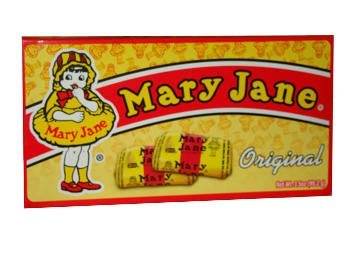 Mary Jane Original 3.5oz Theater Candy