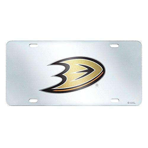 NHL Anaheim Ducks Inlaid License Plate, 6