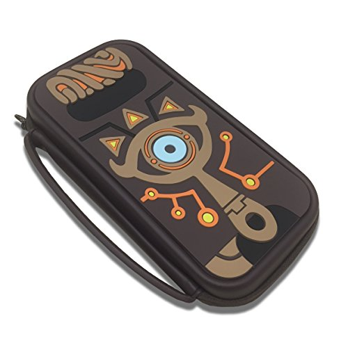 The Legend Of Zelda Breath Of The Wild Zelda Sheikah Eye Travel Case Switch Case Zelda Switch Sheikah Slate Carrying Case
