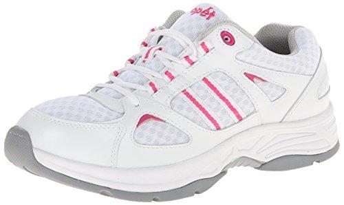 Propet Tasha Piel Zapato de Tenis