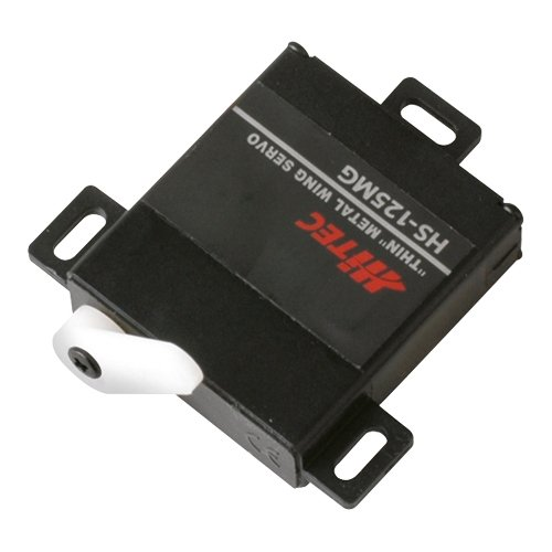 Hitec RCD Inc. 125MG Micro Thin Wing Servo, HRC32125S